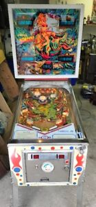Gottlieb 1980's Pinball machine.