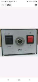 PS1 POWER SUPPLY for power screwdriver. Perfect working condition