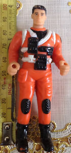 FIGURINE 2001 MCDONALD'S HASBRO ACTION MAN LOOSE ACTION FIGURE Gatineau Ottawa / Gatineau Area image 2