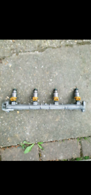 Bosch 440cc Injectors & Rail