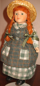 "12"" Anne of Green Gables Doll The Isle of Anne Kindred Spirits"
