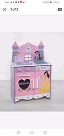 Brand new Disney princess wooden kitchen