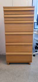 Two ikea chest of draws Oppland