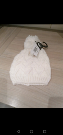 Winter hat brand new with tags £1