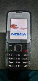 Nokia C1-01 Basic Camera Mobile phone Unlocked to all networks