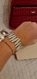 Fossil Silver Bracelet
