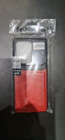Samsung S20 Ultra Red Case New