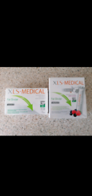 Xls medical fat binder x2 boxes free delivery local