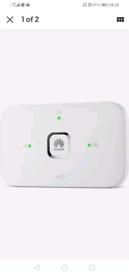 Huawei wifi router e5576 unlocked brand new