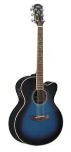 Yamaha Compass CPX700 / OBB - Acoustic Guitar (Electro) in Orien