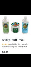 Stinky stuff