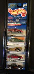 LB022 Hot Wheels Only Chevrolet Chevy Chev Monte Carlo 5 Car Lot