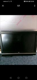 37 inch LG TV £5