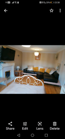 Large double room with own living room