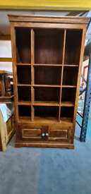 (RESERVED)M&S Bookcase Surat Sheesham solid wood