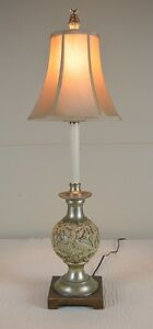 Elegant Tall Buffet/Table Lamp