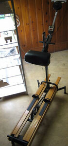 Nordic Track Classic Skier w/monitor Great Shape West Island Greater Montréal image 6