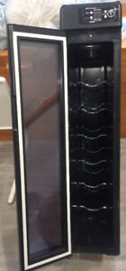 CHAMBRER Vertical Electronic Wine Cooler