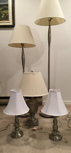 5 lampes