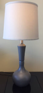 Two Ashley lamps - 51218228