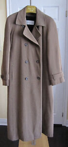 Jones New York full length trench coat with zip out liner.