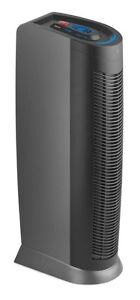 Like New Hoover Air Purifier TiO2 Technology, Black, WH10600