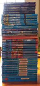 Multiple Hardy Boys Books Softcover