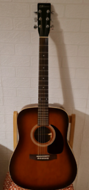 Norman B18 Handcrafted Electro Acoustic Guitar With Stage Hard Case