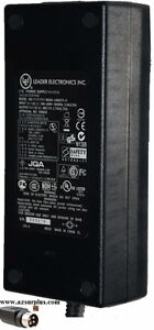 LEI NUA5-3480275-I1 AC ADAPTER 48VDC 2.75A 4 Pin Mini Din 10