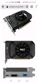 Palit Geforce Gtx 750ti StormX 2gb