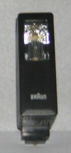 Braun Camera Flash