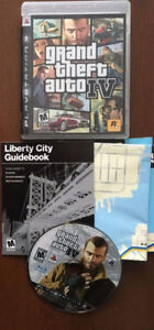 Grand Theft Auto IV  Playstation 3  « PS3 Game »