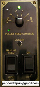 BRECKWELL PELLET STOVE CONTROL BOARD REPAIR SERVICE