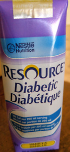 Resource Diabetic Vanilla