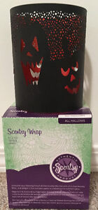 Scentsy All Hallows Warmer Wrap (no warmer, just wrap)