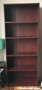 2 bookcases for sale