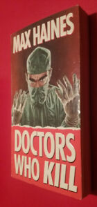 ▀▄▀Doctors Who .... /Paperback/Book by Haines, Max
