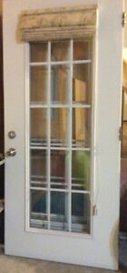 Patio French Door with 2 side panels