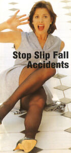 You Love Your Tile Floors But Not How They Are Slippery When Wet