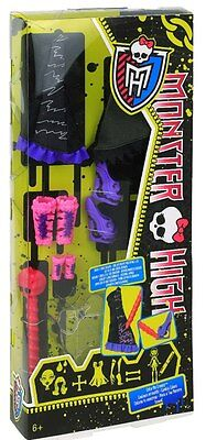 Mattel Monster High Y7728 Design Werwolf Create-A-Monster Zubehör Set NEU ()