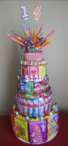 Candy Tower Gift or Decoration