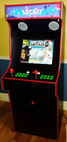 "Arcade machine +14.000 games ""23 Consoles in 1""""."