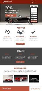 Build Custom Web Application Plus 1 Yr Free Hosting