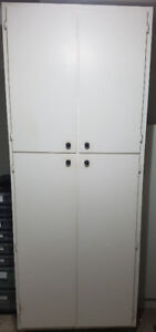 Pantry cabinets - White