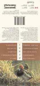 timbre conservation habitat faunique 1995