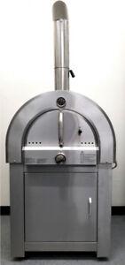 Four a pizza exterieur au propane