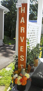 RUSTIC OUTDOOR WOOD SIGNS FOR SALE