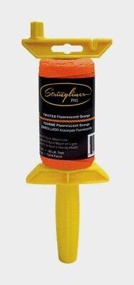 Stringliner Pro Orange Twisted Mason Line Reel Handle Thumb Brake 270 25106