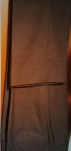 Harry Rosen Sedgewick wool dress pants Kitchener / Waterloo Kitchener Area image 1
