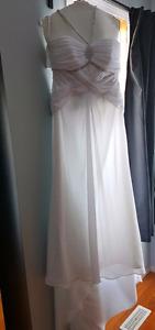 Beautiful 12-14 size Wedding dress
